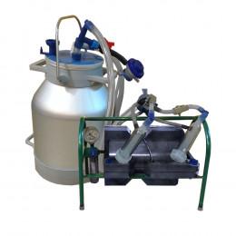 ПБК-4 доильный аппарат для коз