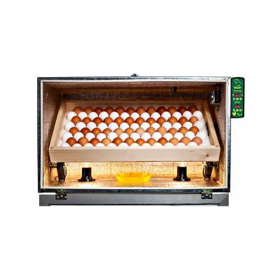 Инкубатор ламповый Тандем 100 с автоповоротом и влагомером
