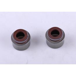Сальники клапанов (пара) - 186F - Premium