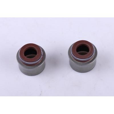 Сальники клапанов (пара) - 186F - Premium для мотоблока