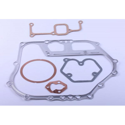 Прокладки двигателя комплект (5 шт.) - 186F для мотоблока