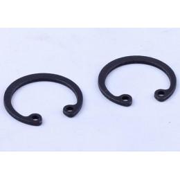 Кільця стопорні пальці поршневого (2 шт.) - 178F