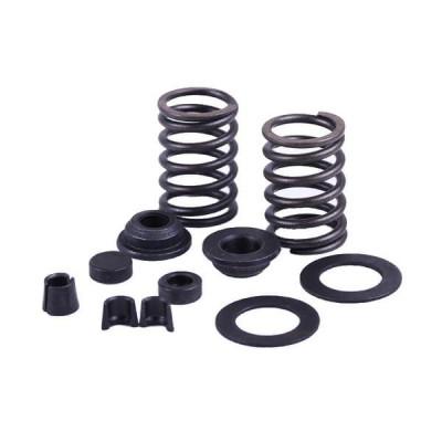 Клапанный механизм комплект (пружины, тарелки, сухари) на 2 кл. - 170D для мотоблока