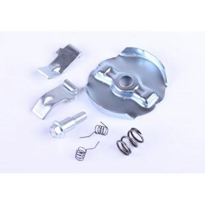 Ремкомплект ручного стартера - 156F для мотоблока