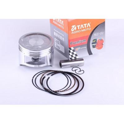 Поршневой комплект 88,0 mm STD - 188F - Premium для мотоблока