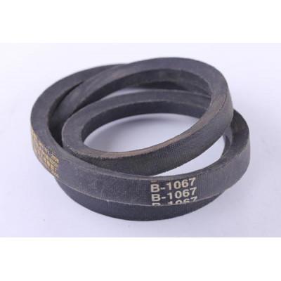 Ремень B-1067 (L-540mm*2) - 168F - Premium для мотоблока