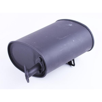 Глушитель (генератора 2-3,5 кВт) - 168F для мотоблока