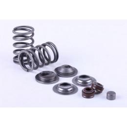 Клапанный механизм комплект (пружины, тарелки, сальн.клап.) на 2 кл. - 177F
