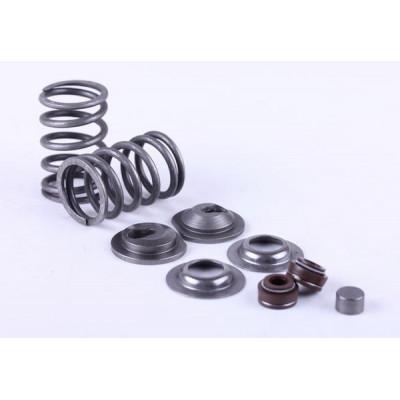 Клапанный механизм комплект (пружины, тарелки, сальн.клап.) на 2 кл. - 177F для мотоблока
