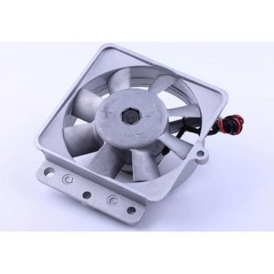 Вентилятор в сборе + генератор - 190N для мотоблока