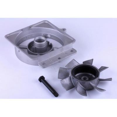 Вентилятор (без генератора) - 190N для мотоблока