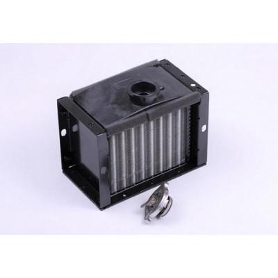 Радиатор (алюминий) + крышка - 180N для мотоблока