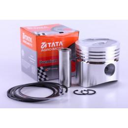 Поршневой комплект 80,0 mm STD (с выборкой под клапана): 9 единиц - 180N - Premium