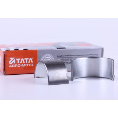 Вкладыши шатуна 0,00 mm STD, к-т: 2шт. - 180N - Premium для мотоблока