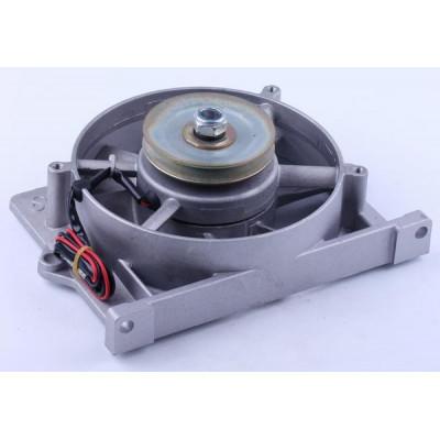 Вентилятор в сборе + генератор - 180N для мотоблока