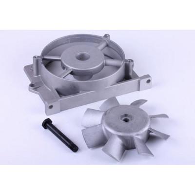 Вентилятор (без генератора) - 180N для мотоблока