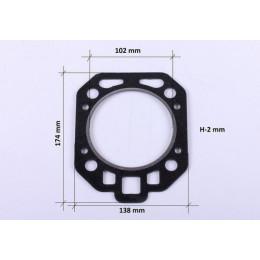 Прокладка головки циліндра GZ - 195N