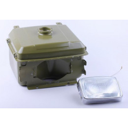 Бак топливный + фара - GZ - 195N