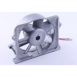 Вентилятор в сборе с генератором (ZUBR original) - 195N