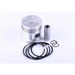 Поршневой комплект 95,0 mm STD: 9 единиц - ZUBR original - 195N