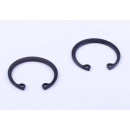 Кільця стопорні поршневого пальця, к-т: 2 шт. - 195N
