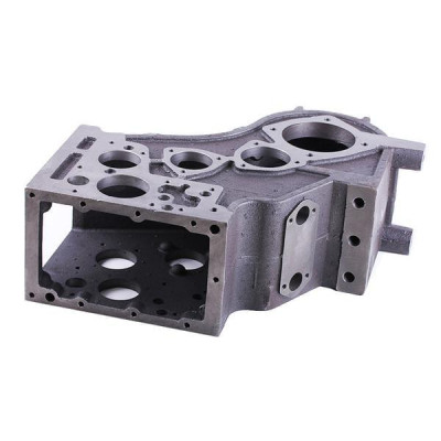 Корпус КПП (крепление к полураме - 5 болтов) - КПП/6 редуктора мотоблока