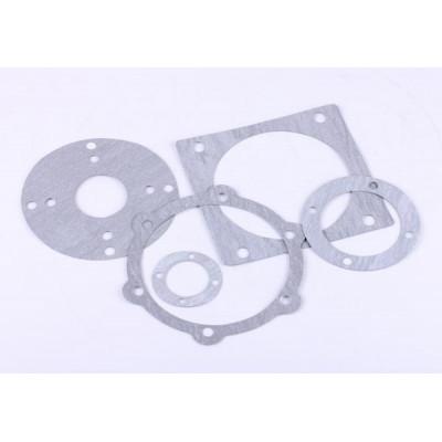 Прокладки редуктора, к-т: 5 шт. - КПП - Premium редуктора мотоблока