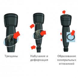 Замена сосковой резины