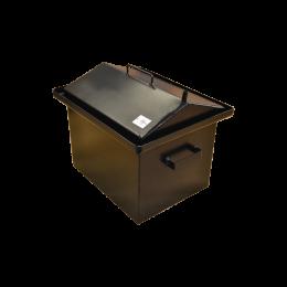 Коптильня Hot Smoking: 420х340х330, кришка домик, термофарба, сталь 2 мм