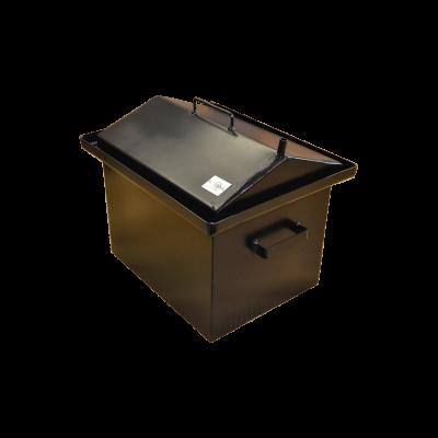 Коптильня Hot Smoking: 420х340х330, крышка домик, термокраска, сталь 2 мм