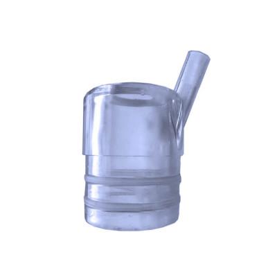 Оголовок для комбинированного стакана