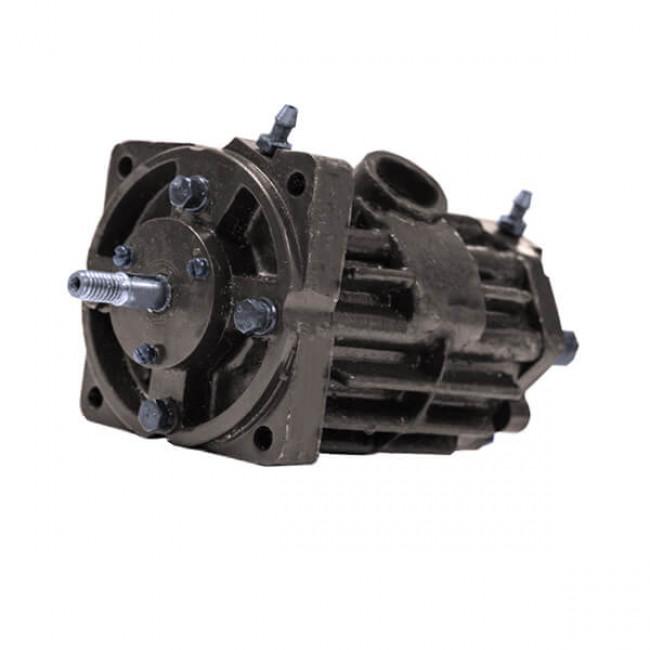 Двигатель в доильном аппарате