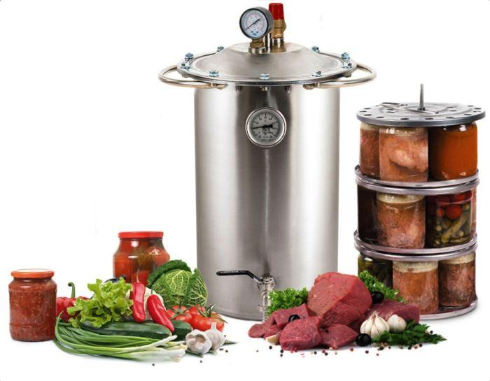 Классический способ приготовления любого мяса в автоклаве